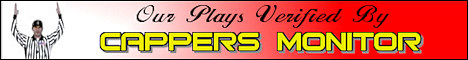 Cappers Monitor Football Pick and Basketball Pick handicapper monitor service